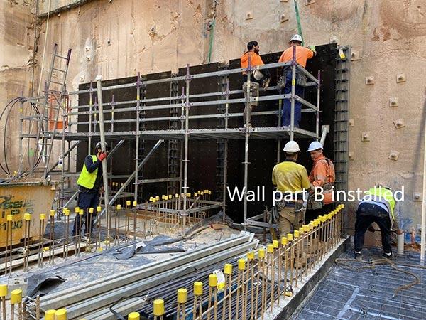 Wall - Part B